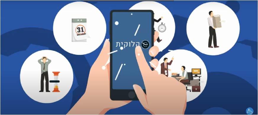 סרטון פרסומות יכול להיות קצר אבל מאד אפקטיבי ומתאם לפרסום ברשתות חברתיות שונות.